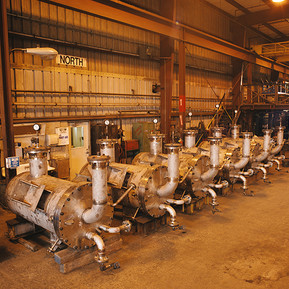 Low Temperature Stainless Steel Vessel