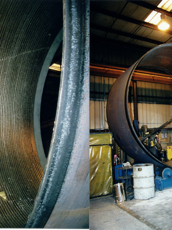 Stainless Steel Strip Weld Overlay for Vessel