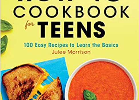 Teen  Cookbook