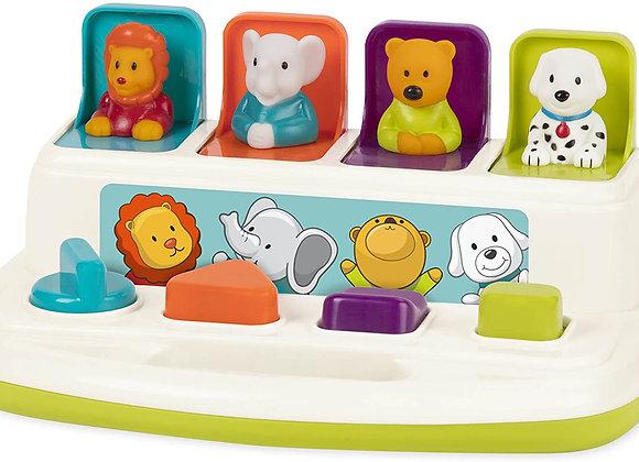 Pop-up surprise toys