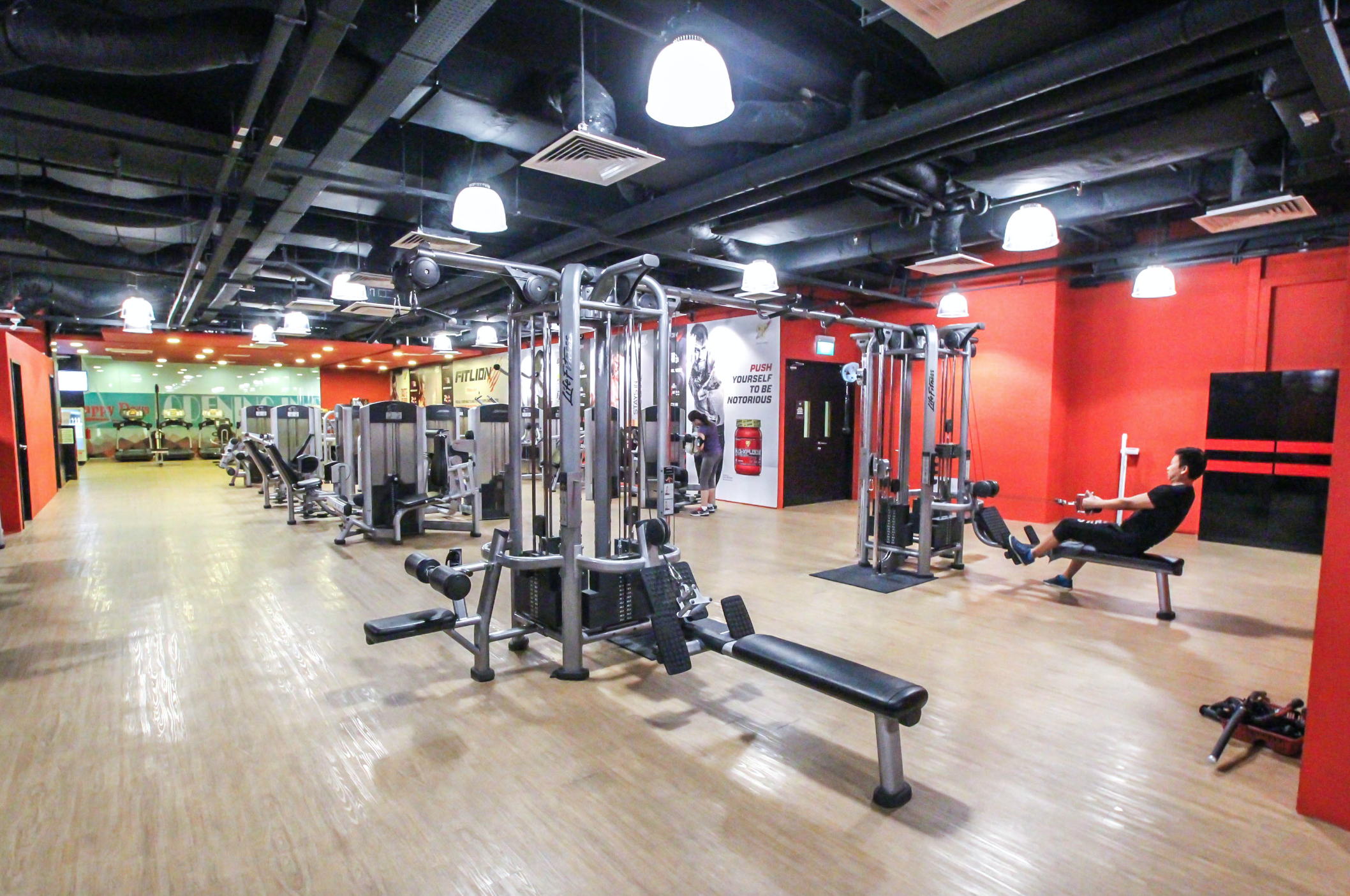 Gym at bedok singapore hours per entry fee