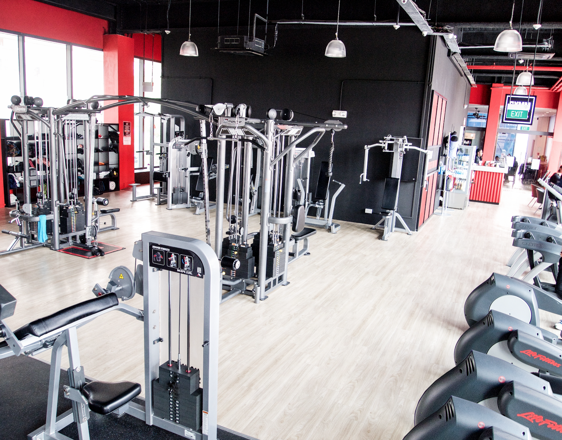 24 hour Gym at Bishan, Singapore