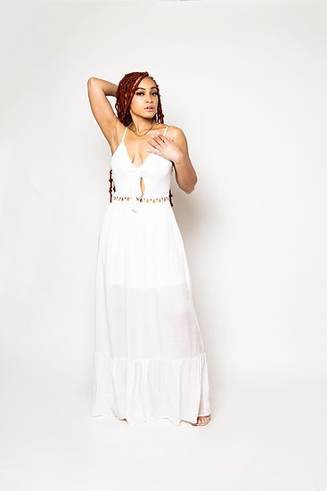 Angelic Maxi Dress