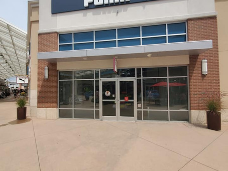 Puma store is now open at Tanger Outlets at National Harbor!!