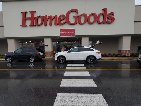 Home Goods is now open in Laurel Shopping Center!!