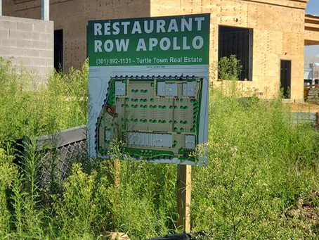 Restaurant Row Apollo (Branch Avenue Metro) !!