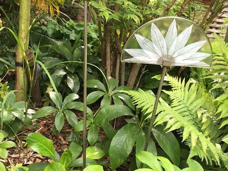 How Sculpture has enhanced my Garden by Felicity Wood