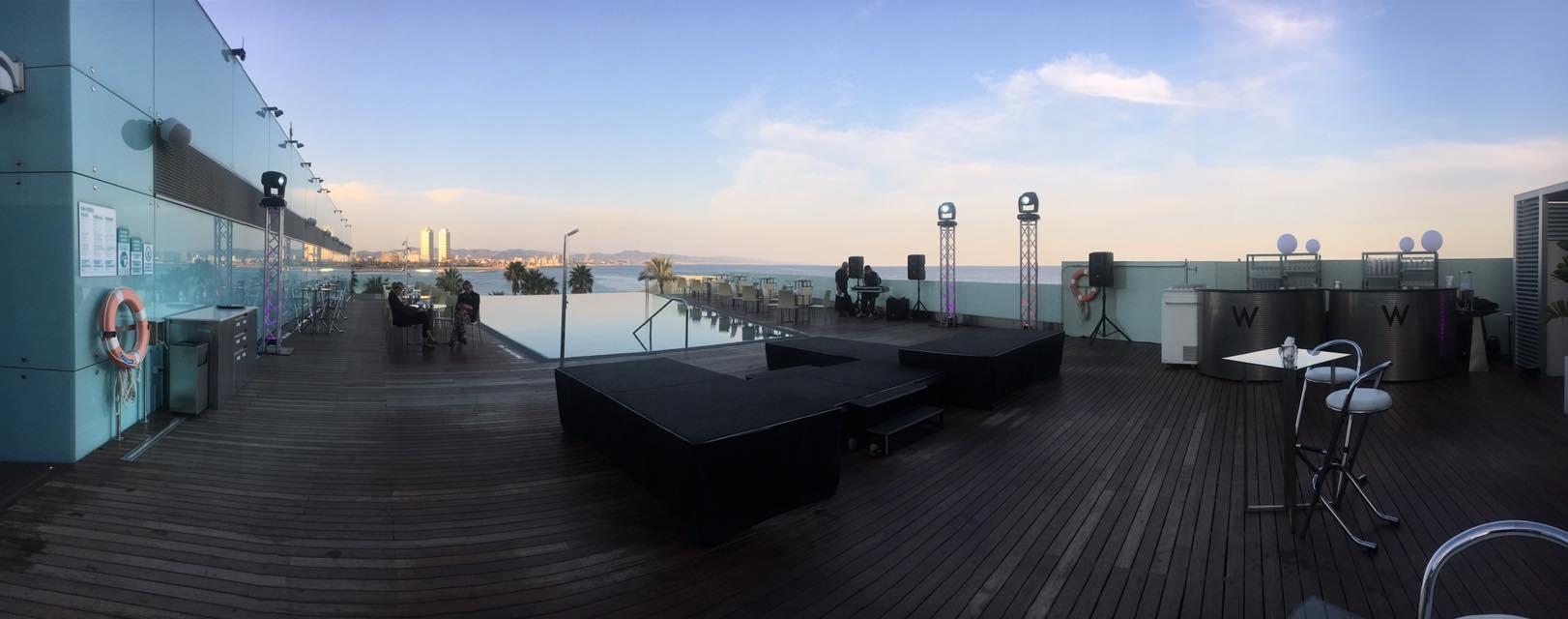 Hotel W - Etro Barcelona