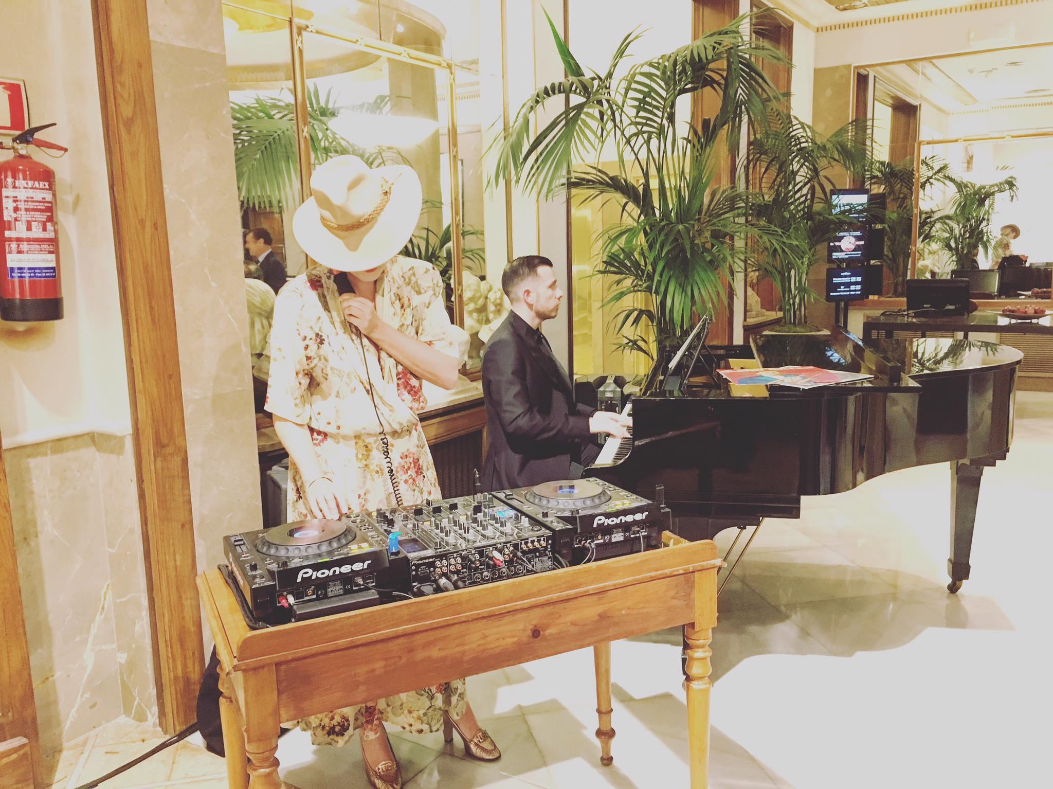 Sonorización en Hotel