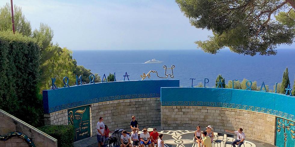 Week-end théâtre adulte Monaco - Cap d'Ail