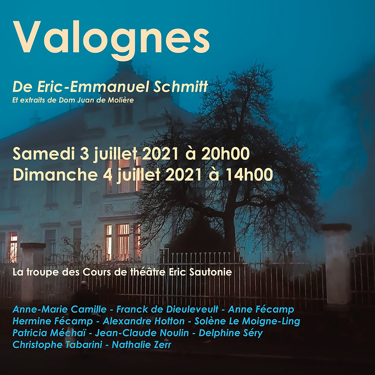 La nuit de Valognes (1)