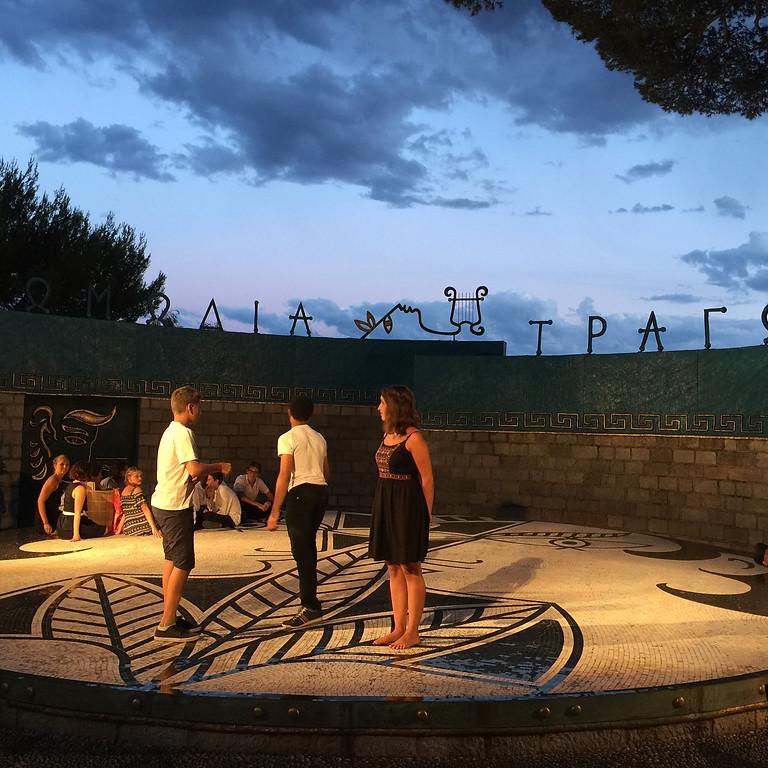 Stage d'été adolescent au Centre Méditerranéen d'Études Françaises