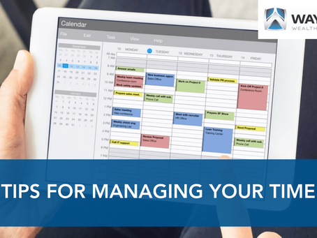 10 Tips for Managing Your Time