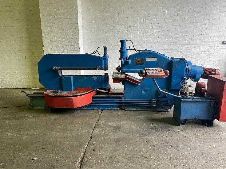 M + W (Germany) Hydraulic 2m Circle Cutter