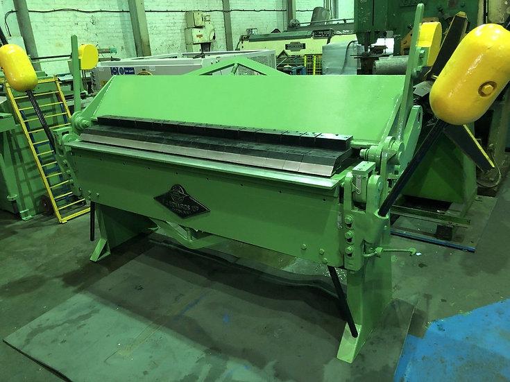 FJ Edwards Box & Pan Folder 6ft x 2mm