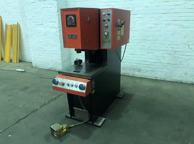 Amada SP30 Hydraulic Press