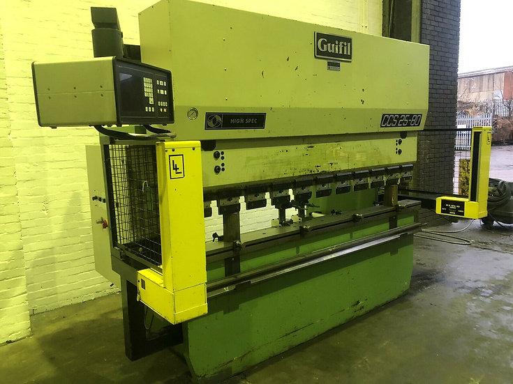 Guifil Hydraulic CNC Pressbrake