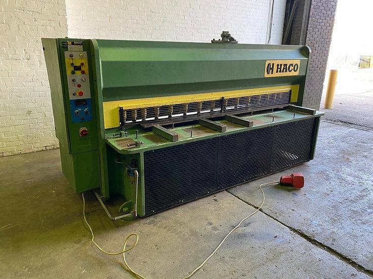 HACO Mechanical Sheet Metal Guillotine
