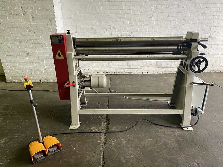 Akyapak AS90-12/2.5 Bending Slip Rolls