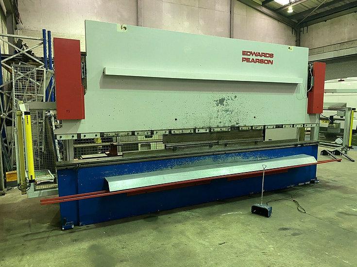 Edwards Pearson RT4 Press Brake 125 ton x 5100mm