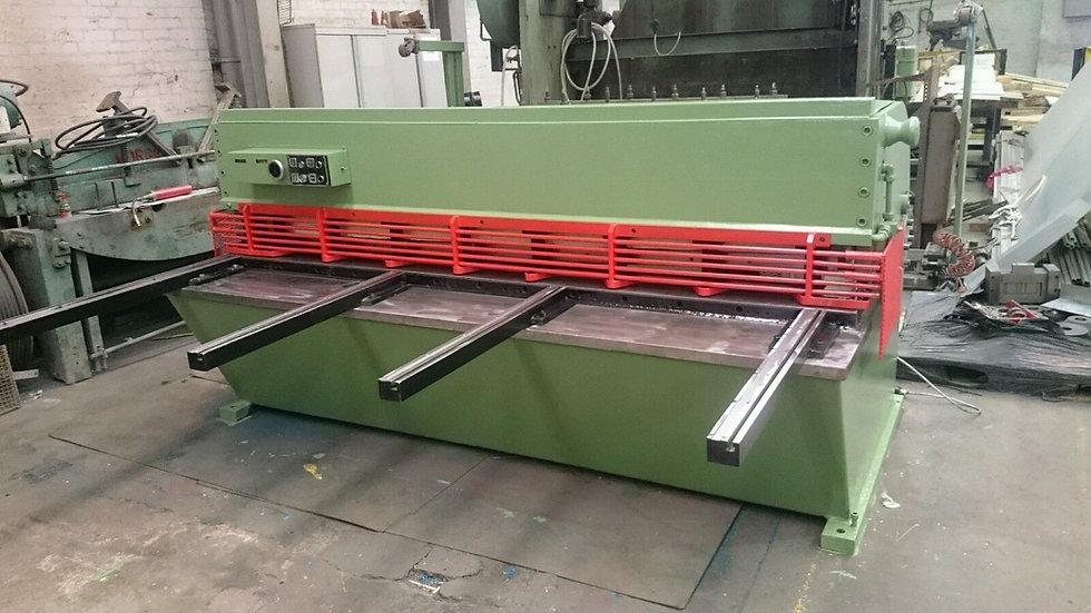 Elga Hydrashear Hydraulic Sheet Metal Guillotine 2.5m x 3mm