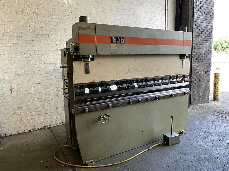 K & B (Holland) 2.5M Hydraulic PressbrakE
