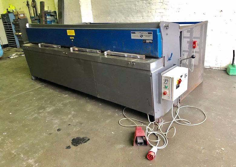 Walton 3m Mechanical Sheet Metal Guillotine