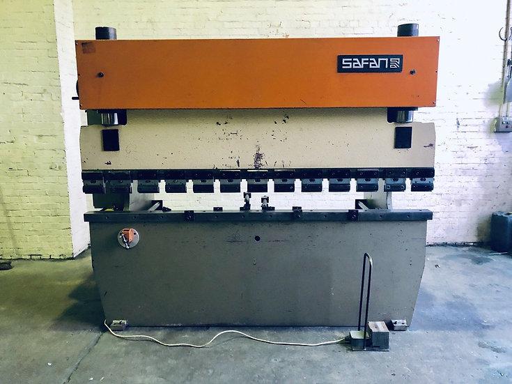 Safan (Holland) Hydraulic Pressbrake  2.5m x 50ton
