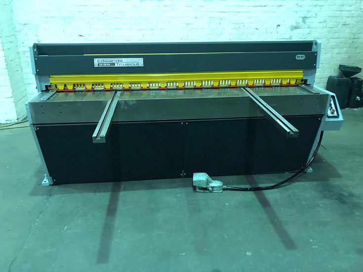 Edwards Truecut DD Mechanical Guillotine 2050mm x 3.25mm