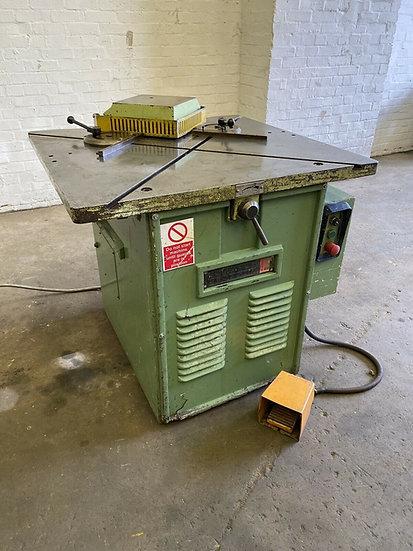Edwards Pearson Hydraulic Corner Notcher