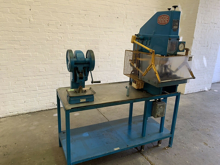 Hare 5 BS Hydraulic High Speed Press