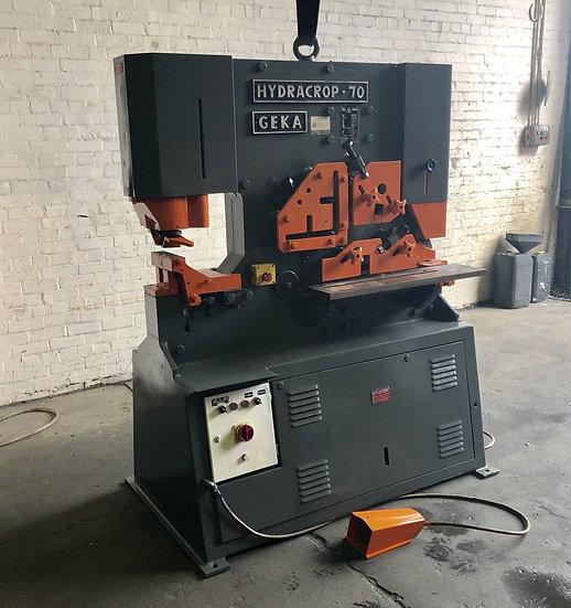 Geka Hydracrop 70S Universal Iron WorkeR