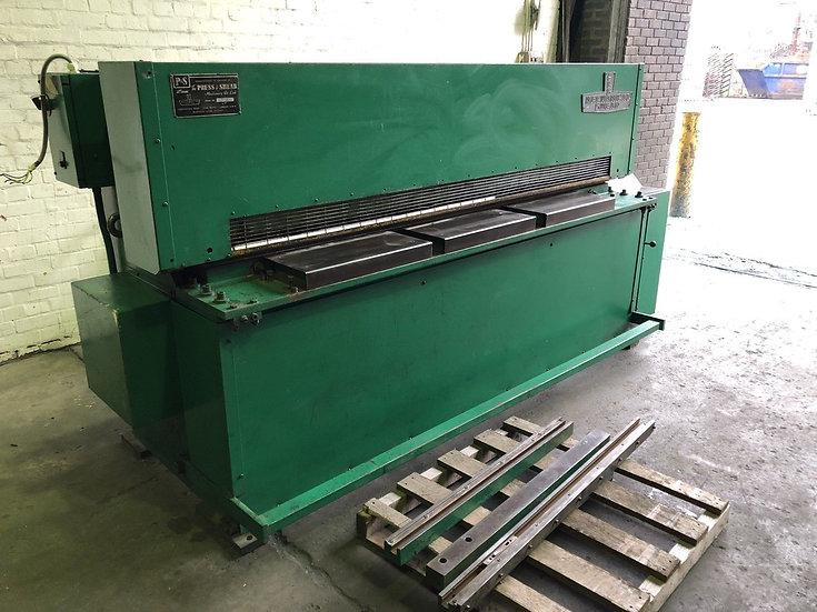 Elga Mechanical Guillotine   2050mm x 3mm