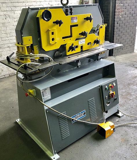 Sahinler HKM 45 Hydraulic Universal Iron Worker