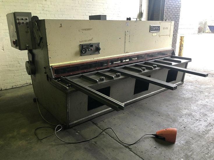 Darley (Holland) 10mm Hydraulic Sheet Metal Guillotine