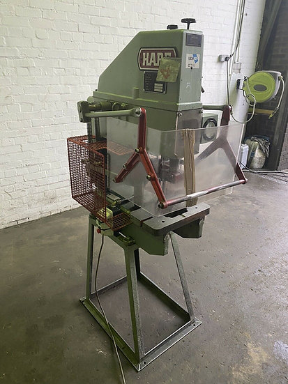 Hare 5BS Hydraulic Fast Action Press