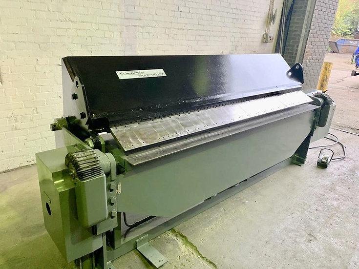 Edwards Powered Sheet Metal Box & Pan Folder