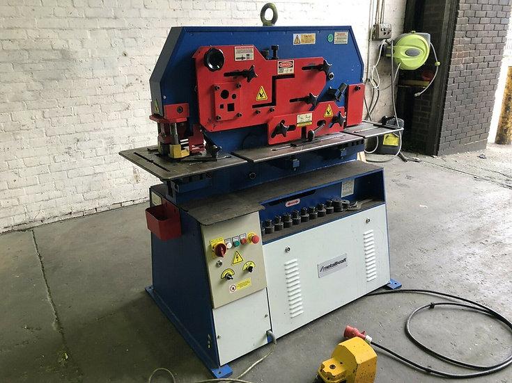 Metallkraft (Germany) HPS45S Universal Hydraulic Iron Worker