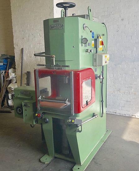 Norton Hydraulic High Speed Press 25 tonnes
