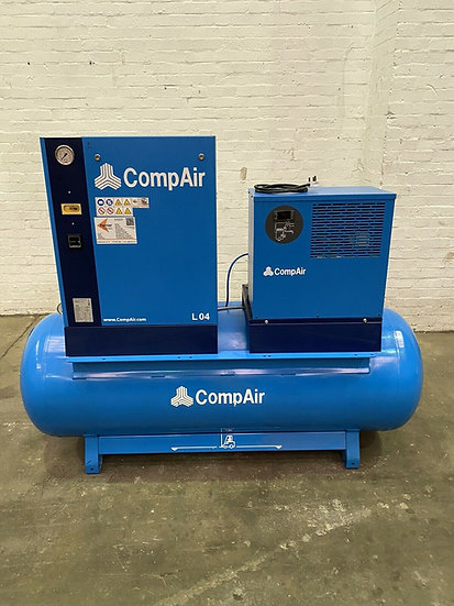 Compair L04 Receiver Mounted Rotary Screw Compressor
