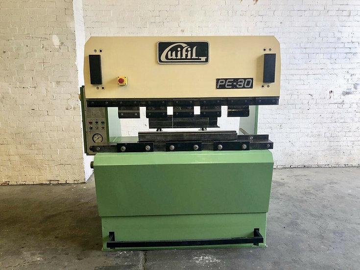 Guifil Hydraulic Pressbrake  Model: PE30