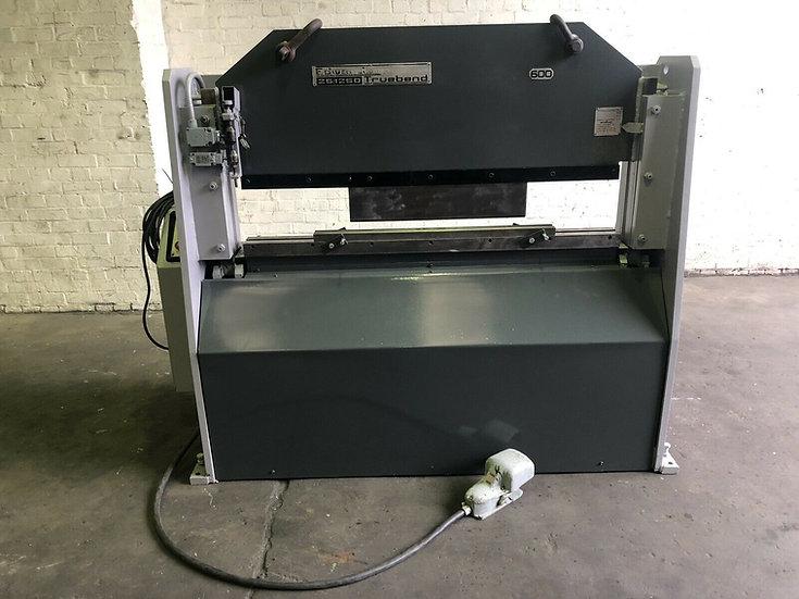 Edwards Direct Drive Mechanical Pressbrake