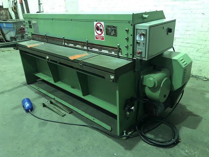 Press & Shear ELGA Mechanical Sheet Metal Guillotine