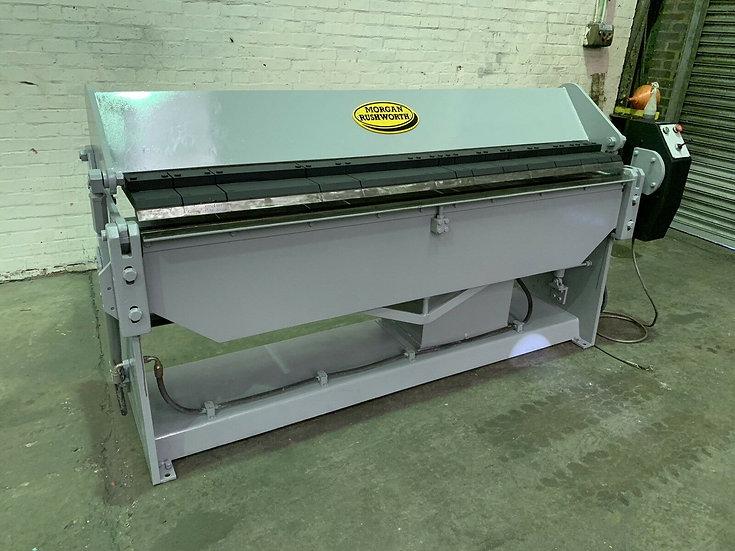 Morgan Rushworth 2m Hydraulic Powered Box & Pan Folder