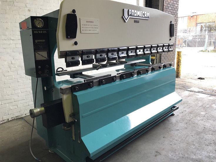 Promecam RG50 25 Hydraulic Pressbrake