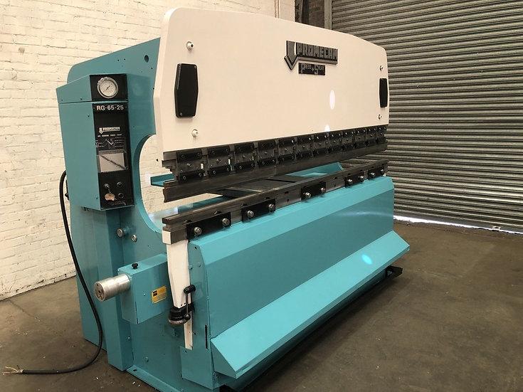 Promecam RG6525 Hydraulic Pressbrake 2.5m x 65tons