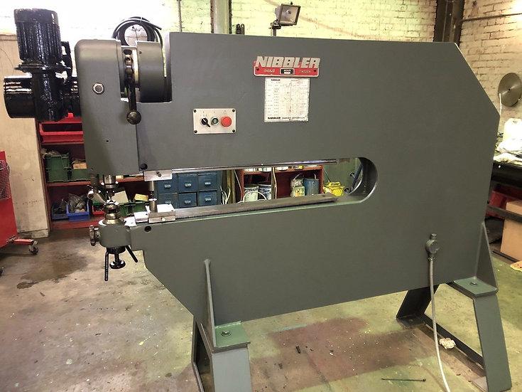 NIBBLER (Sweden) Sheet Metal Nibbling Machine