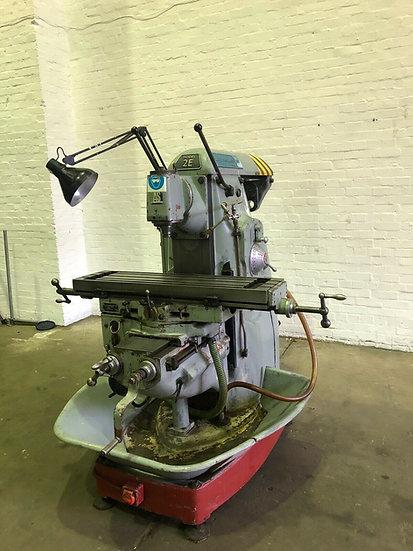 Adcock & Shipley 2E Universal Milling Machine