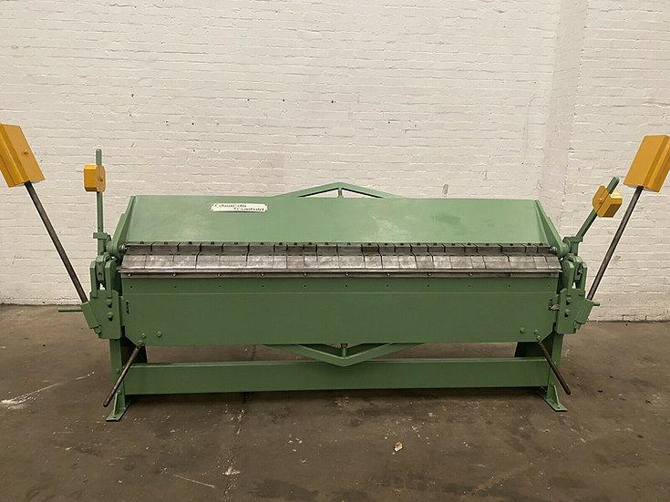 Edwards 2.5m Box & Pan Folder