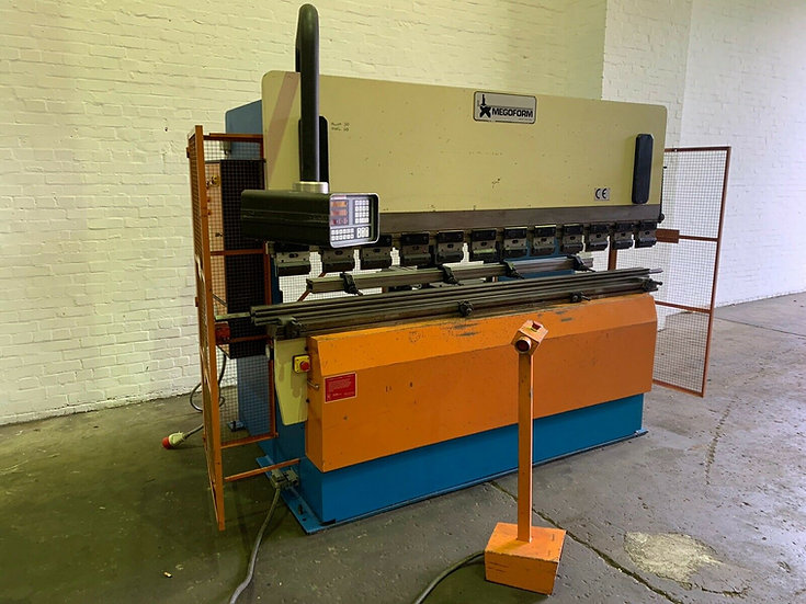 Megoform Hydraulic CNC Pressbrake